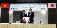 ニュース画像:成田国際空港、協力関係の強化を狙いベトナム空港と空港間協定を締結