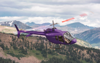 ニュース画像:ベル505ジェットレンジャー、FAAから型式証明を取得 カナダに続き