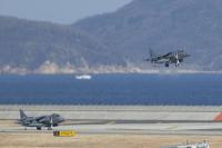 ニュース画像:VMA-311が離日、AV-8BハリアーIIの岩国配備部隊として最後に