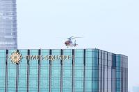 ニュース画像:ベトナム・南部ヘリコプター、ホーチミン中心部と空港間をヘリで試験運航