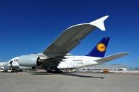 ニュース画像 1枚目:ルフトハンザ、A380 イメージ