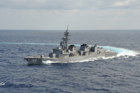 ニュース画像 1枚目:護衛艦「いなづま」DD-105