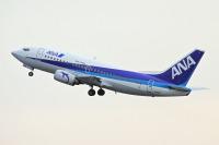 ニュース画像:ANA、737-500「JA8195」を抹消登録 5月25日付け