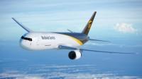 ニュース画像:ボーイングとUPS、767貨物改修機を3機契約 UPSは輸送体制を拡大