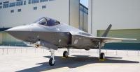 ニュース画像 1枚目:国内生産初号機のF-35A