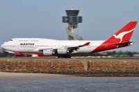 ニュース画像 12枚目:カンタス航空 VH-OJA シドニー空港を離陸