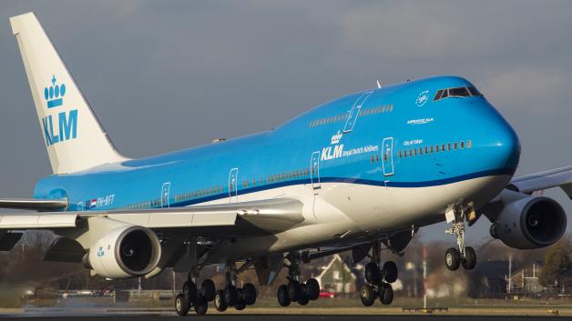 ニュース画像 1枚目:「シティ・オブ・トーキョー」がアムステルダムに着陸