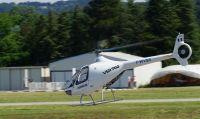 ニュース画像:エアバス・ヘリコプターズ、VSR700デモンストレーターで初の自律飛行