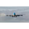 ニュース画像 4枚目:アムステルダムにアプローチ中の747-400「シティ・オブ・トーキョー」