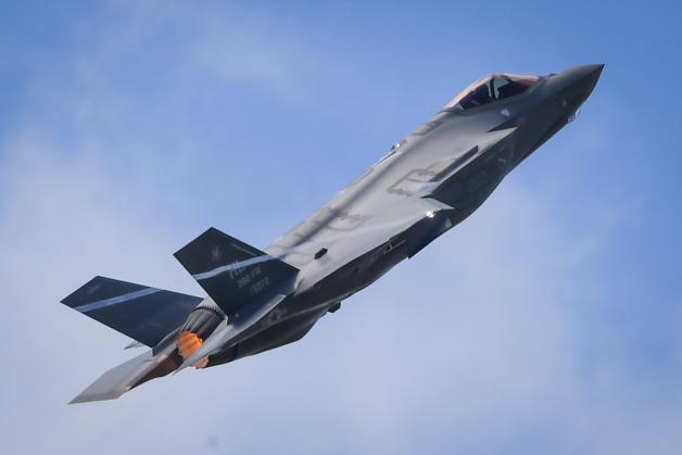 アメリカ空軍、パリ・エアショー...