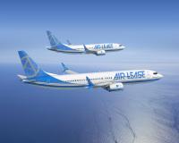 ニュース画像:ボーイング、エア・リース・コーポと737 MAX 7と8を12機契約