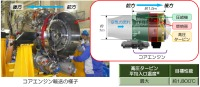 ニュース画像 1枚目:コアエンジンその構造、防衛装備庁の資料