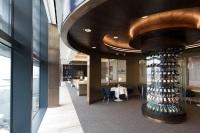 ニュース画像:ユナイテッド、成田含む世界のラウンジで施設とサービスをアップグレード