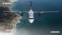 ニュース画像:ボンバルディア、南アフリカのケムエアからQ400を2機受注 覚書を締結