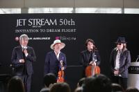 ニュース画像 1枚目:「JET STREAM 50th Anniversary Special~Invitation to DREAM FLIGHT~」公開生放送収録