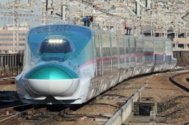 ニュース画像 1枚目:東北新幹線 E5系、イメージ