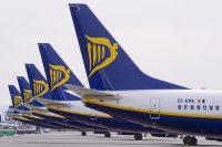 ニュース画像:ライアンエア、ウクライナ路線への就航を断念 空港関係者を批判