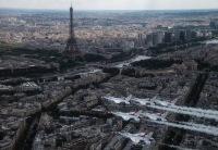 ニュース画像:フランス共和国を祝うパリ祭、アメリカ空軍「サンダーバーズ」も参加