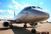 ニュース画像:アエロフロート、SSJ-100を20機追加発注 VEBリーシングからリース