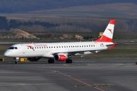 ニュース画像:オーストリア航空、エンブラエルの搭乗客200万人達成 機材更新は残り1機