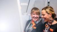 ニュース画像:イージージェット、正社員を含む1,200人以上の客室乗務員を募集