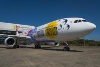 ニュース画像:TAPポルトガル、9月からストップオーバープログラム拡充 特別塗装機も