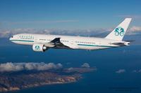 ニュース画像:クリスタル・エアクルーズ、777-200LRを受領 VIP改修が完了