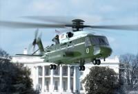 ニュース画像:LMとシコルスキー、次期大統領専用ヘリVH-92A仕様機で初飛行