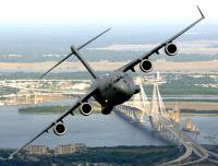 ニュース画像:C-17グローブマスターIII最終号機の結合作業【動画】