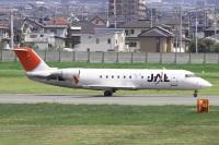 ニュース画像 1枚目:太陽のアーク塗装時代の「JA206J」