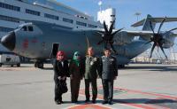 ニュース画像:エアバスDS、マレーシア空軍に初のA400Mを納入