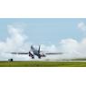 ニュース画像 3枚目:離陸するB-1B