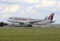 ニュース画像 1枚目:カタール航空 A320