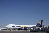 ニュース画像 1枚目:アトラス航空 747-400F イメージ