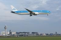 ニュース画像:KLMオランダ航空、10機目の787-9を受領 愛称はマルグリット