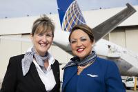 ニュース画像:ユナイテッド航空、2020年に新ユニフォーム ブルックス ブラザーズと提携