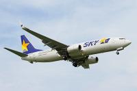 ニュース画像:スカイマーク、3機の737-800を予約登録 経営破綻後初の新機材