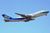 ニュース画像:日本貨物航空、グリーンフレイター「JA04KZ」をアトラス航空へ移籍