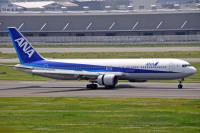 ニュース画像:ANA、元ポケモン塗装の767-300「JA8578」を抹消登録 8月31日付け