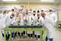 ニュース画像 1枚目:九州工業大学の「BIRDS Satellite」プロジェクト