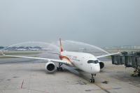 ニュース画像:香港航空、9月10日からバンコク線でA350-900を定期便に投入