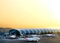 ニュース画像 1枚目:ドバイでのエミレーツ航空A380