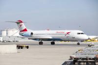 ニュース画像:オーストリア航空、フォッカー21機を全てエンブラエルに機材更新へ