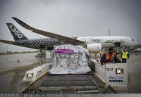 ニュース画像:エアバス財団、ハリケーン「イルマ」対応でA350 XWB試験機で支援