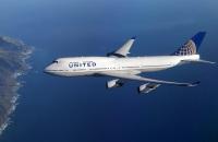 ニュース画像 1枚目: ユナイテッド航空、747-400