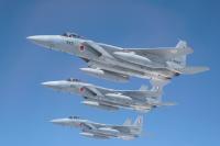 ニュース画像 1枚目:航空自衛隊 F-15J