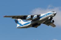 ニュース画像 1枚目:ヴォルガ・ドニエプル、IL-76TDで大型掘削機を輸送