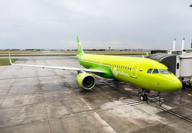 ニュース画像 1枚目:S7航空、画像はA320neo
