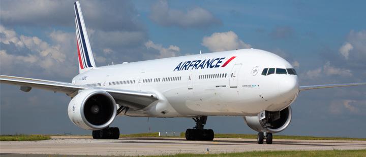 エールフランス 2018年3月にパリ シアトル線を開設 777で週5便