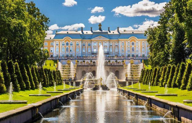 ニュース画像 1枚目:サンクトペテルブルグ イメージ